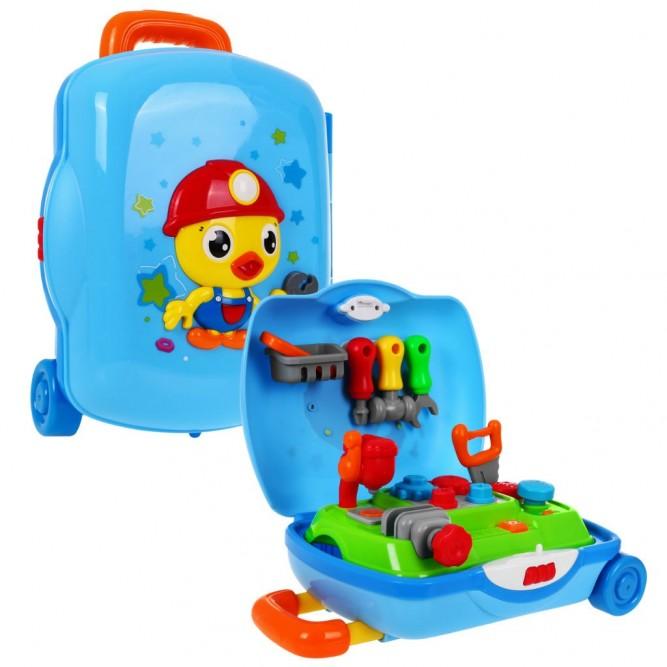 Huile Toys dětské nářadí v kufříku