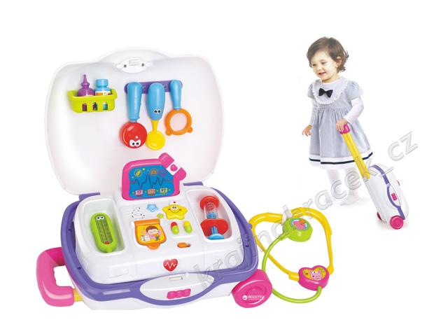 Huile Toys malý lékař doktor kufřík s vybavením