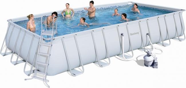 Bestway bazén 732 x 366 x 132 cm 6 v 1 56475