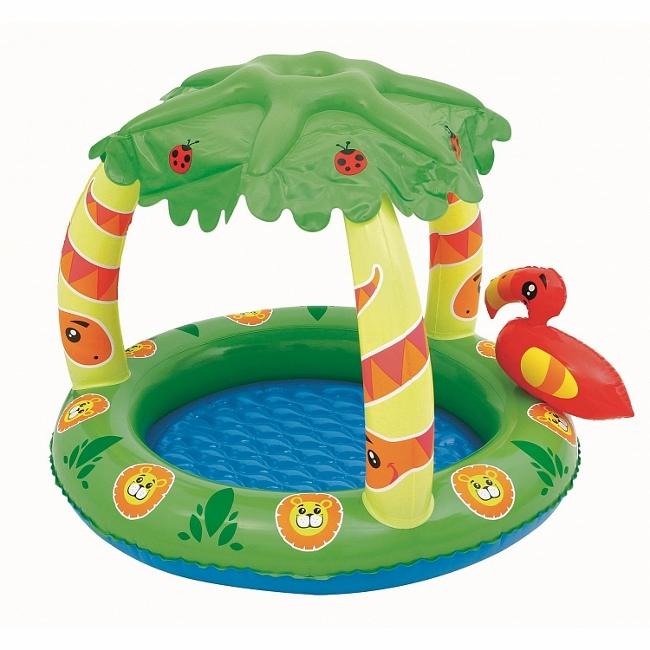 Bestway dětský bazének s papouškem nafukovací bazén