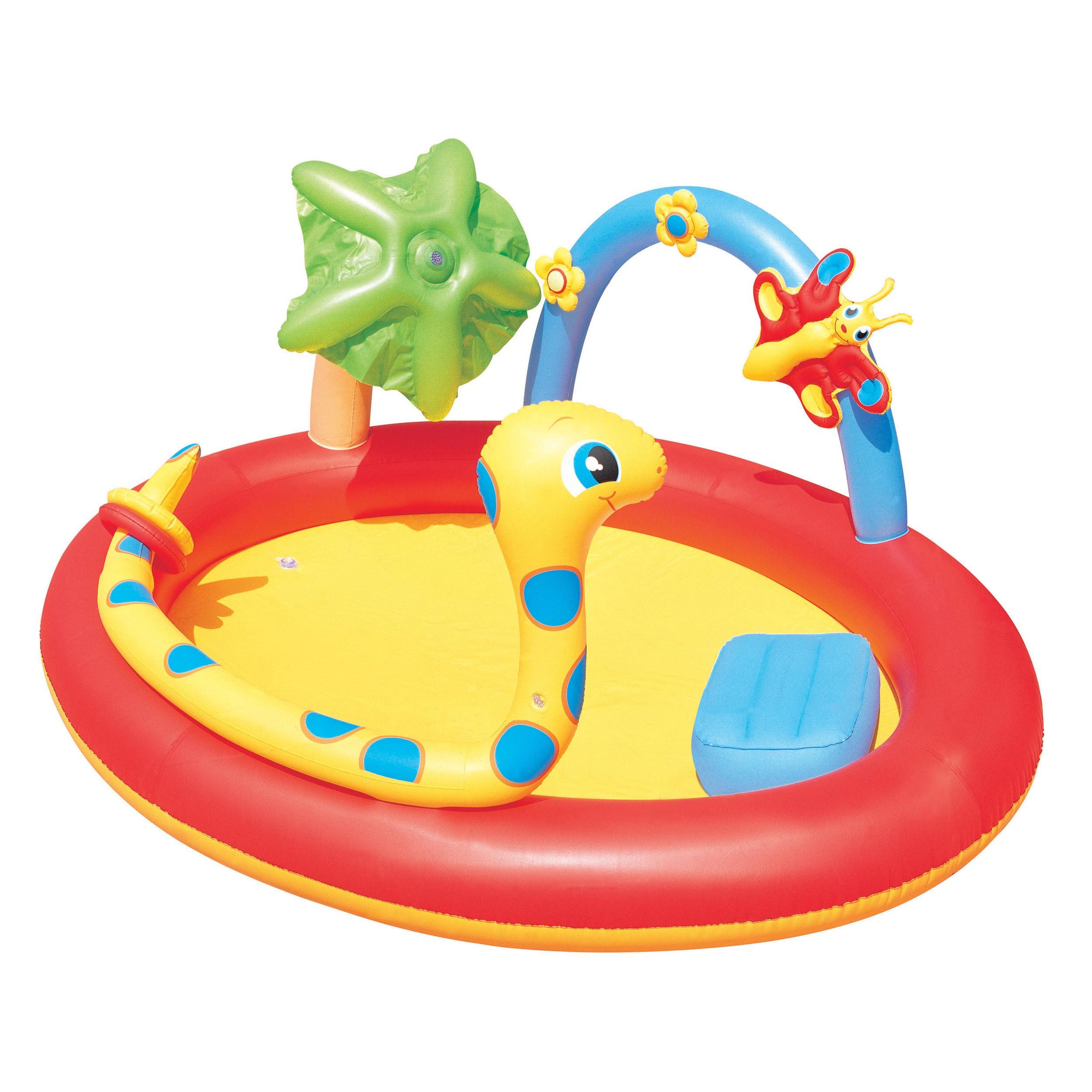 Bestway dětský nafukovací bazének + fontánka 53026