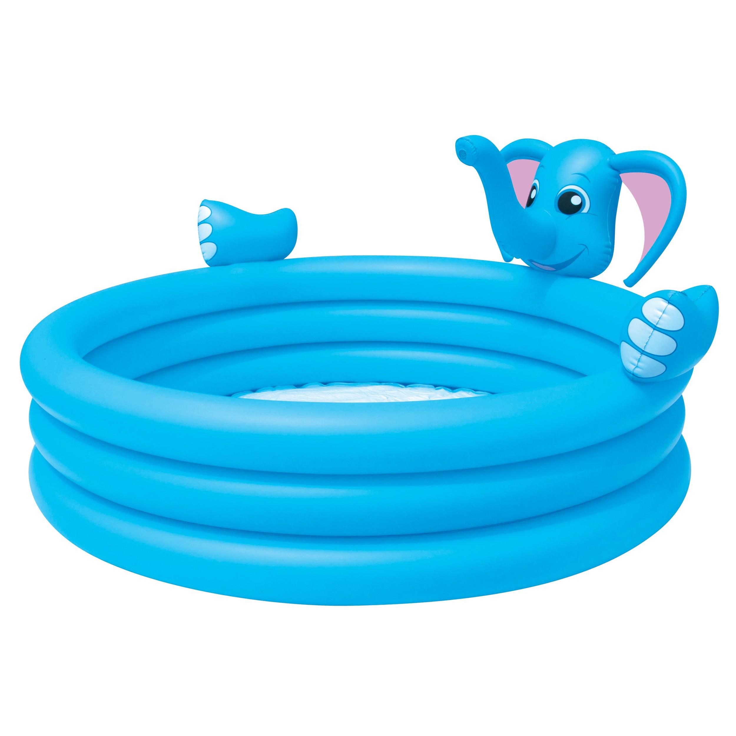 Bestway nafukovací bazének slon 152x74 cm