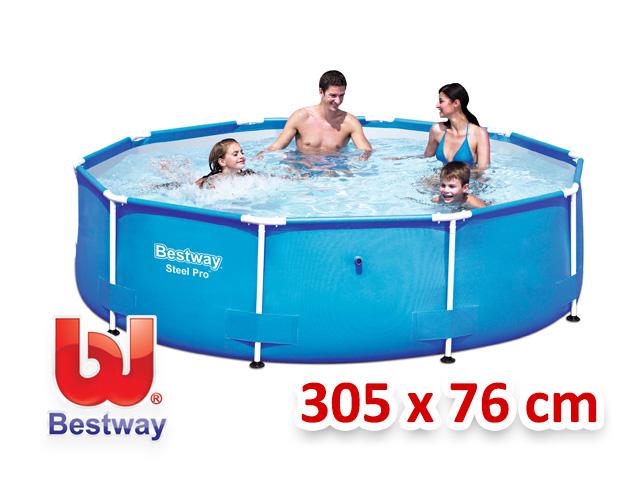 Bestway zahradní bazén s konstrukcí 305 cm x 76 cm 56406