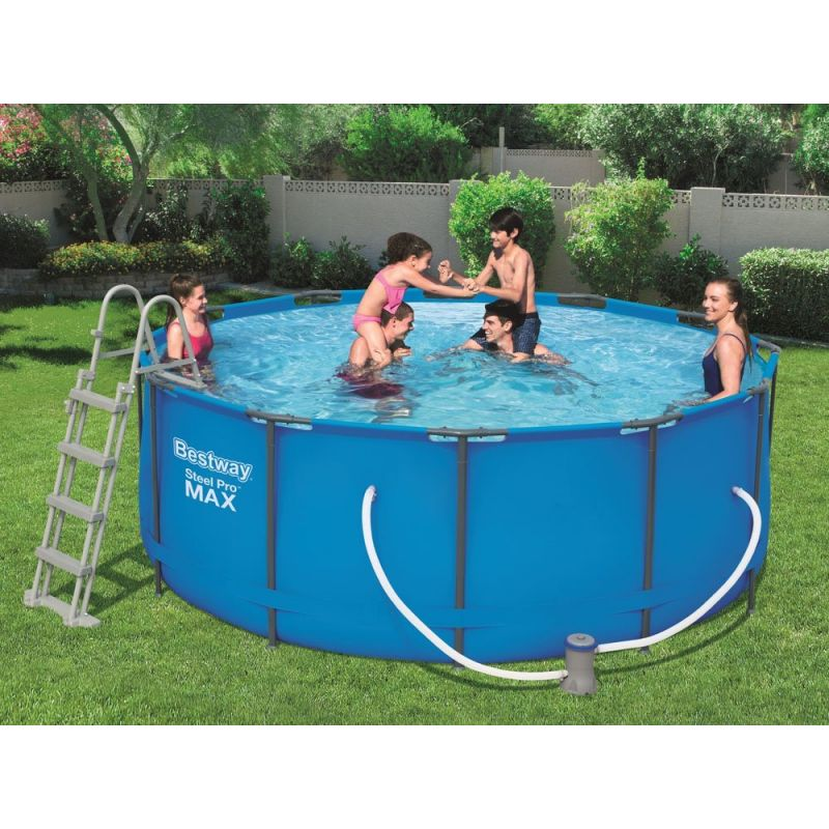 Bestway zahradní bazén 366 cm x 122 cm 6v1 56420