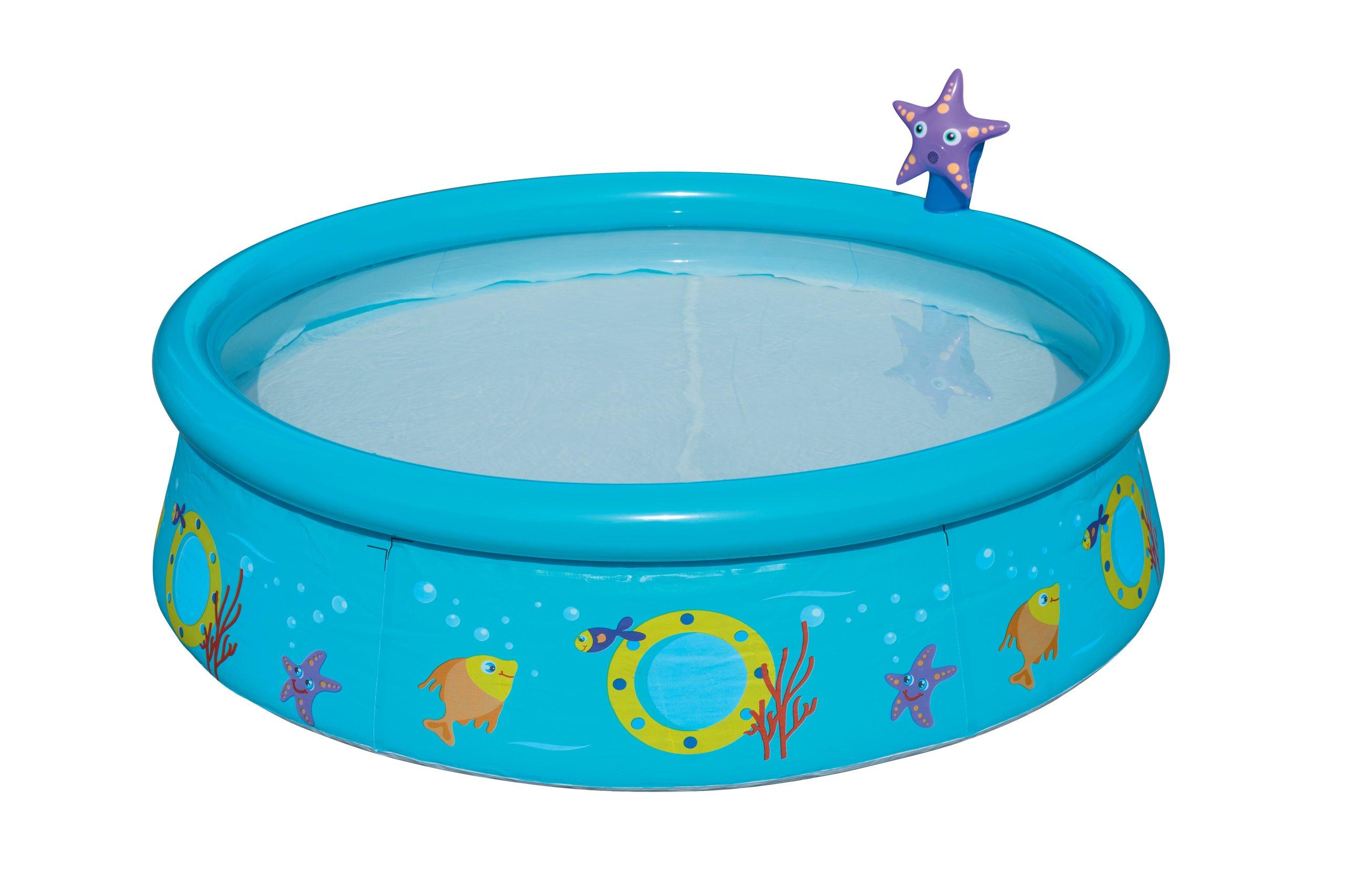 Bestway 57326 nafukovací bazének HVĚZDA 152 x 38 cm