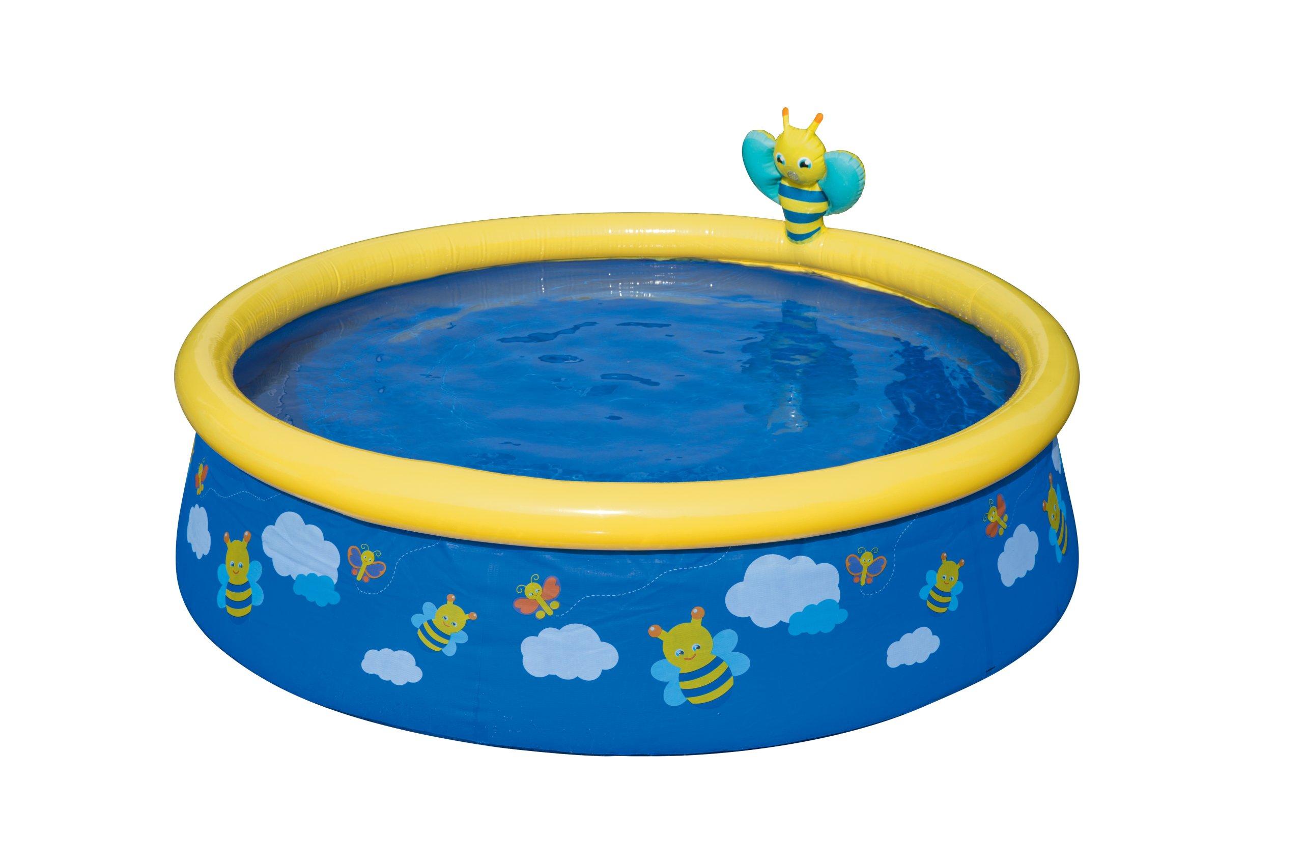 Bestway 57326 nafukovací bazének VČELKA 152 x 38 cm