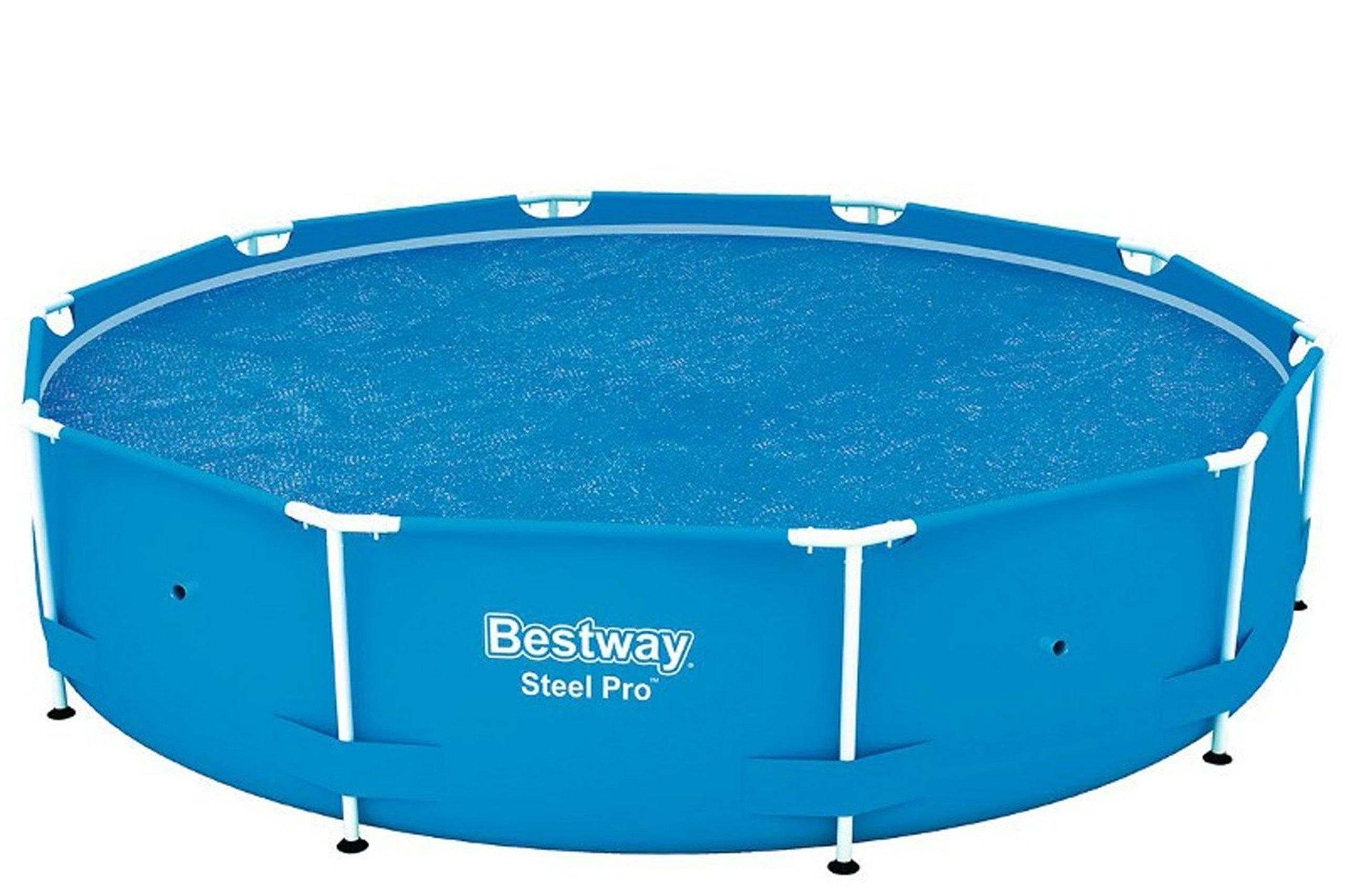 Bestway solární plachta na bazén s konstrukcí 290 cm