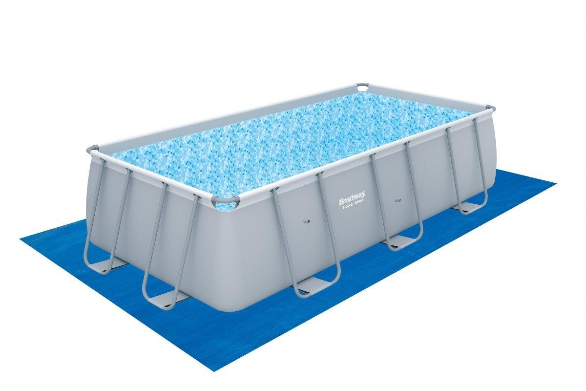 Bestway bazénová podložka plachta 500/300 cm pod bazén