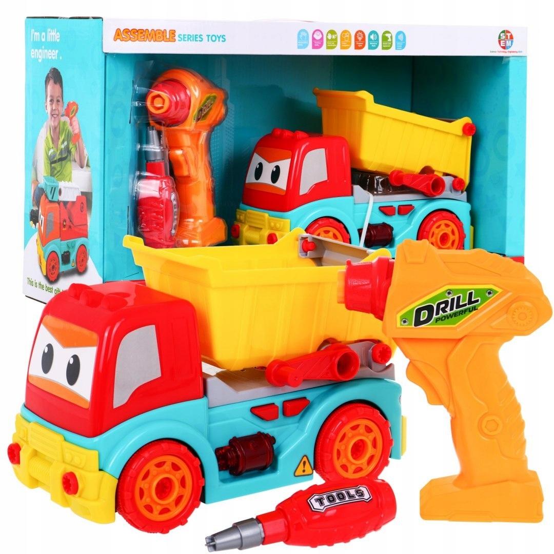 Rozkládací auto Truck na dálkové ovládání