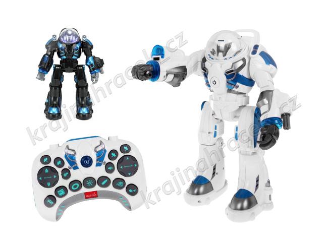 Interaktivní robot na dálkové ovládání Rastar