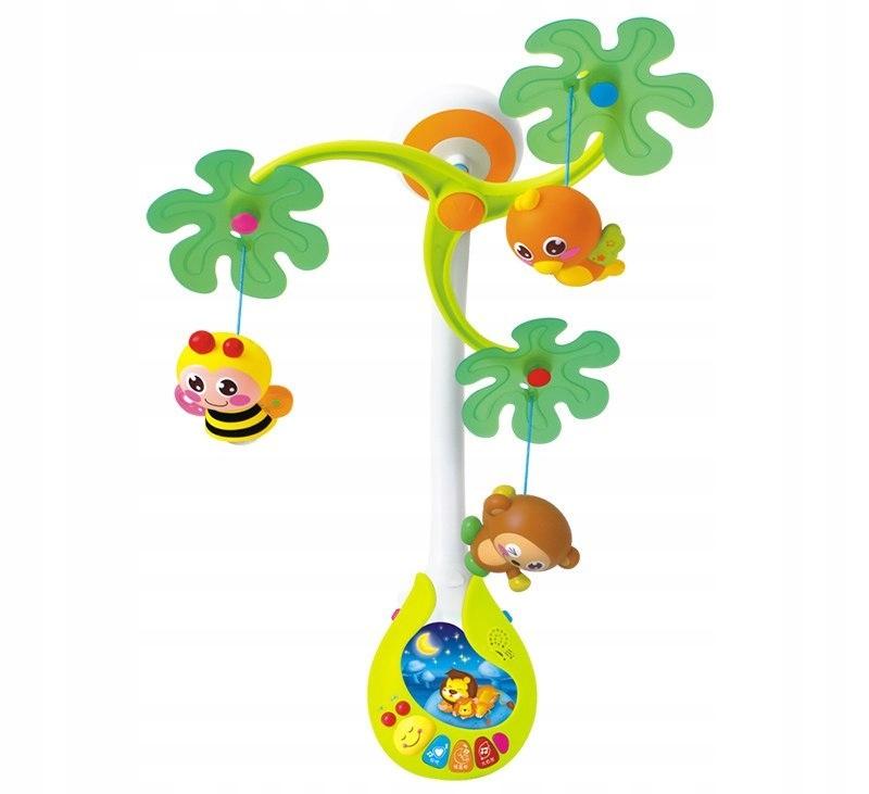 Huile Toys kolotoč nad dětskou postýlku