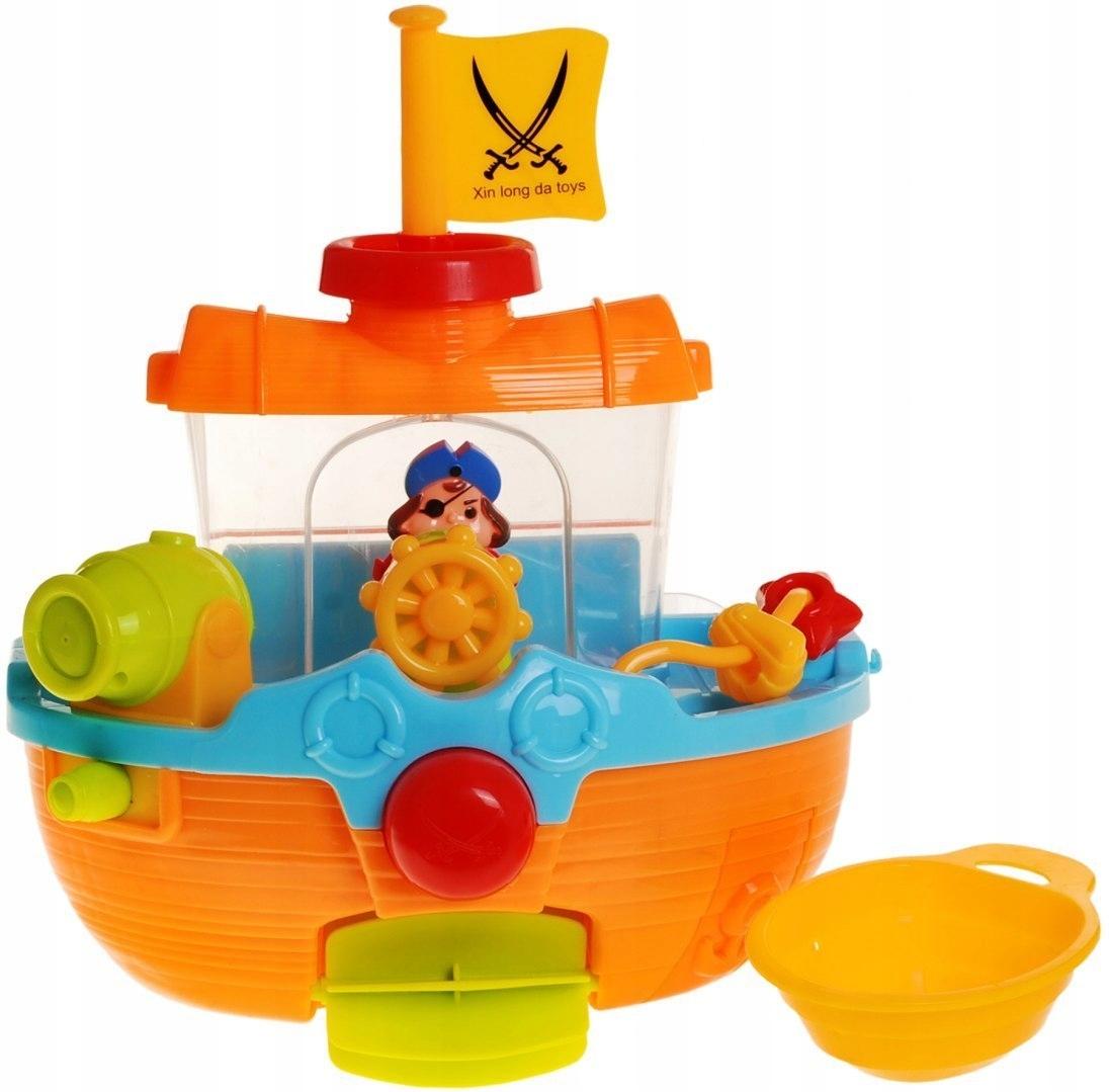 Pirátská loď do koupele