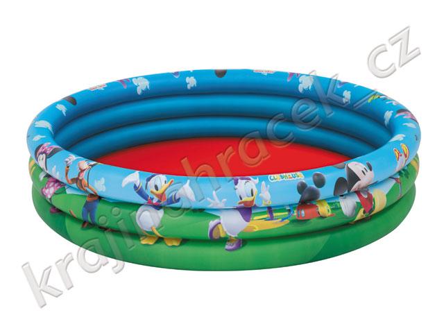 Bestway dětský nafukovací bazének bazén Mickey Mouse