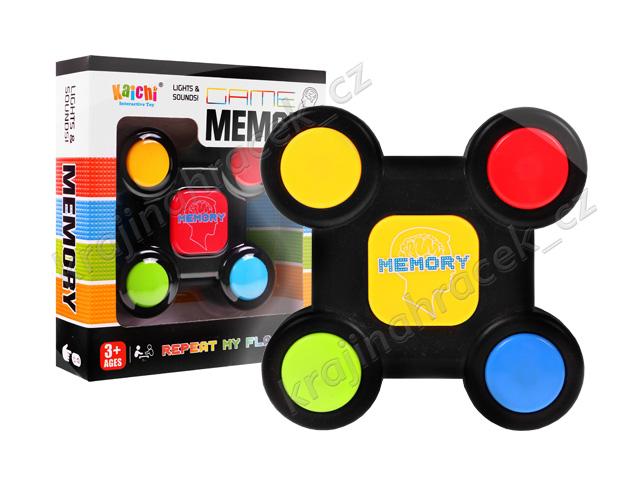 Kapesní herní konzole Hra Memory - paměťová hra