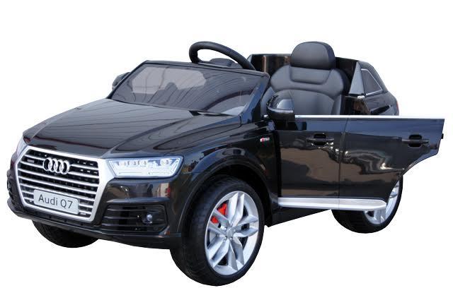 Dětské elektrické auto autíčko licenční Audi Q7