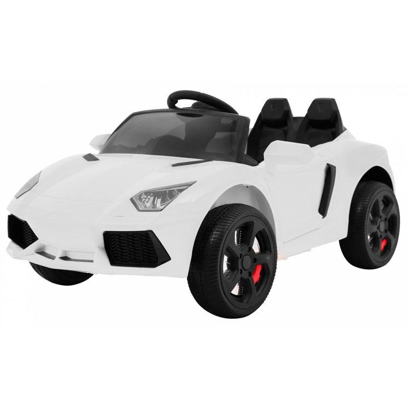 RKToys Sportovní dětské elektrické auto Future - bílá