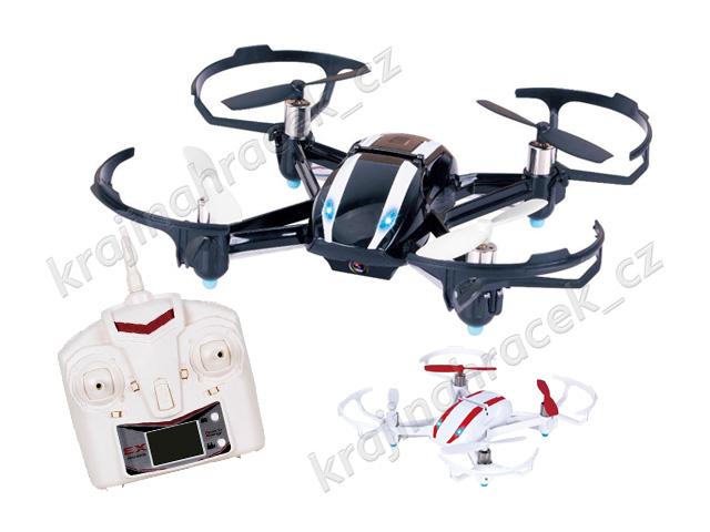 Selfie dron na dálkové ovládání kvadrokoptéra Helicute