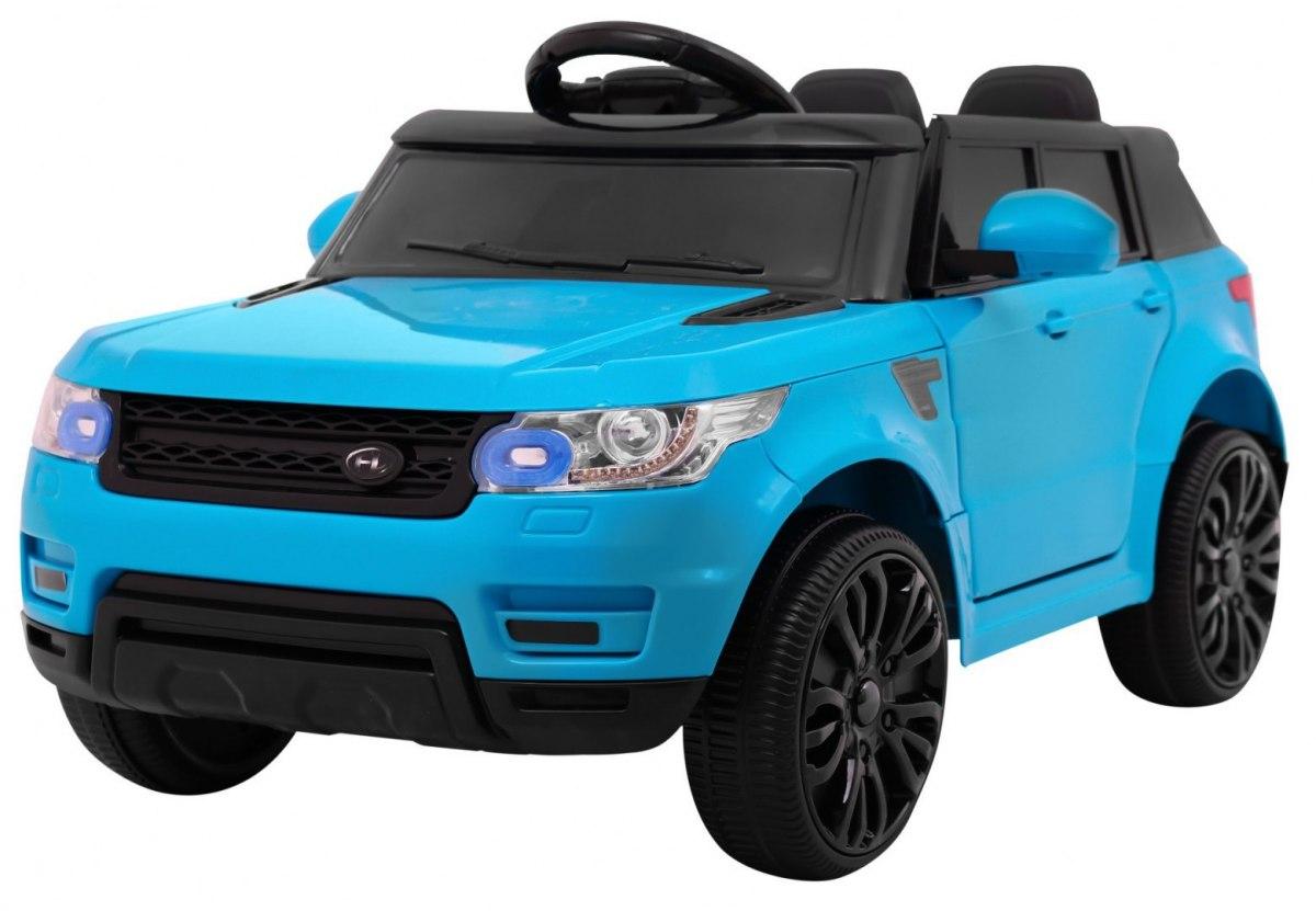 Start Run dětské elektrické auto - modrá