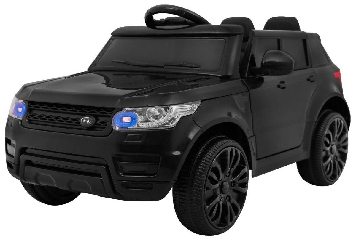 Start Run dětské elektrické auto - černá