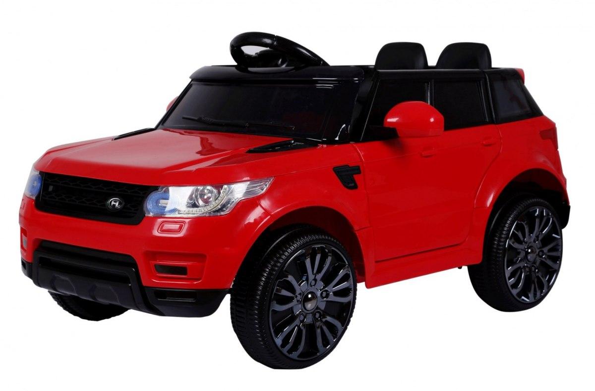 Start Run dětské elektrické auto - Červená