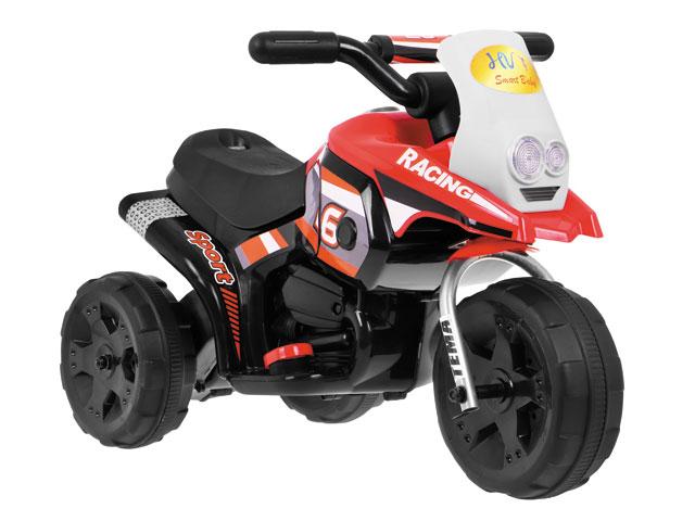 Dětská motorka elektrická tříkolka