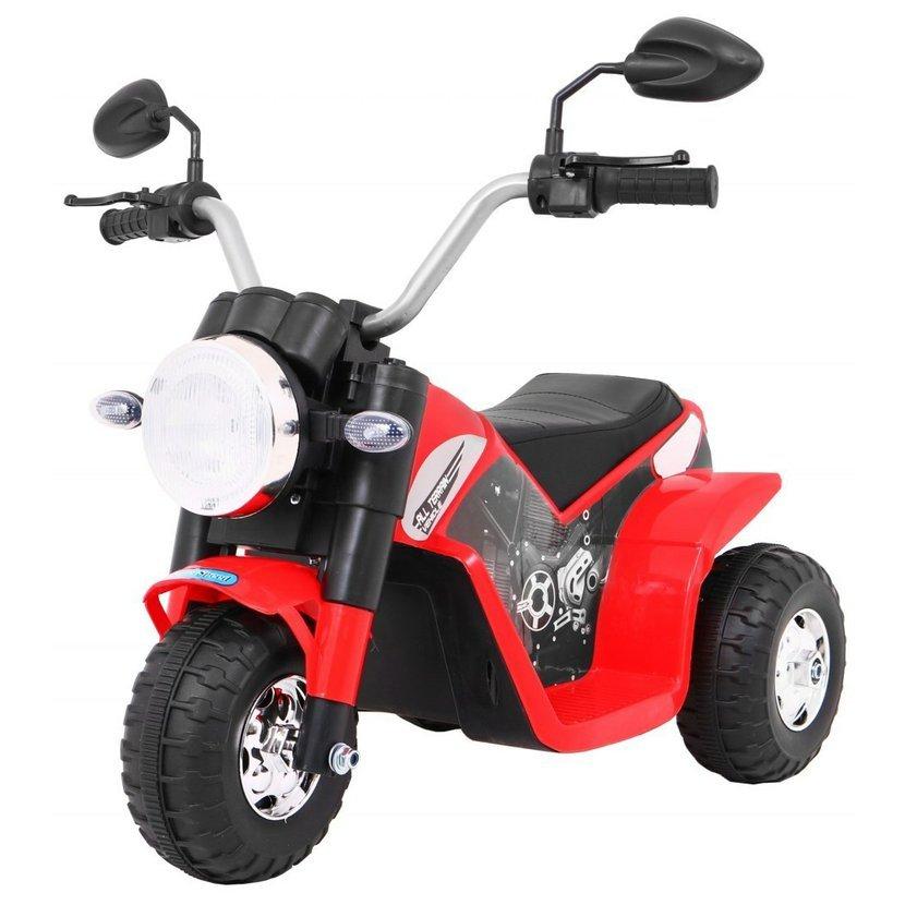 RKToys Harley MiniBike elektrická motorka - Červená