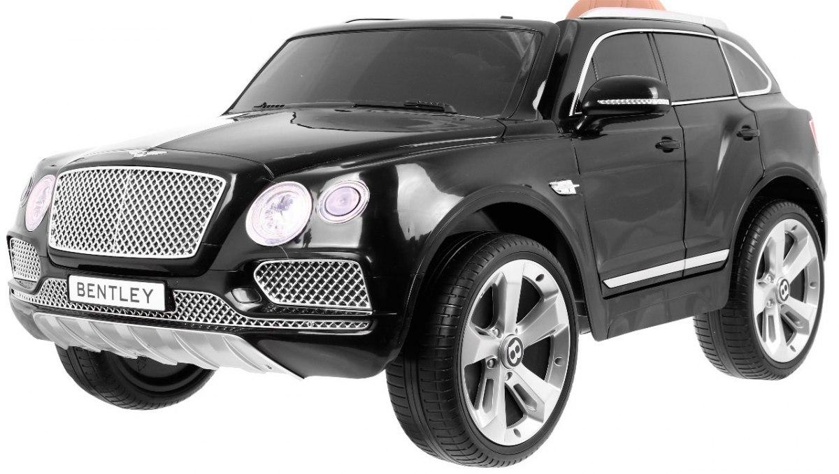 RKToys Dětské elektrické auto Bentley Mentayga - černá