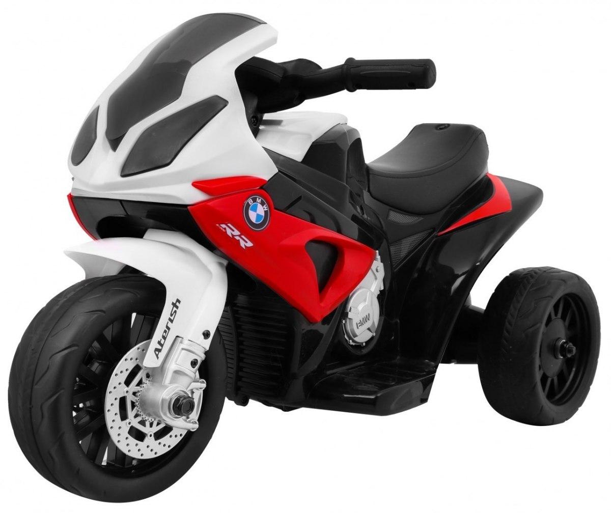 RkToys BMW S1000 RR dětská elektrická motorka - Červená