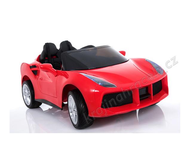 Dětské elektrické auto Supersport GTSpirit