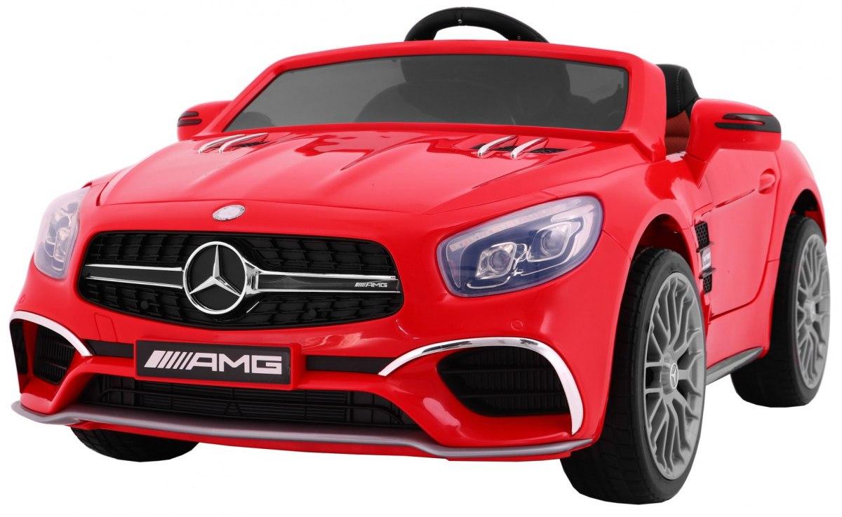 Mercedes AMG SL-65 dětské elektrické auto - Červená