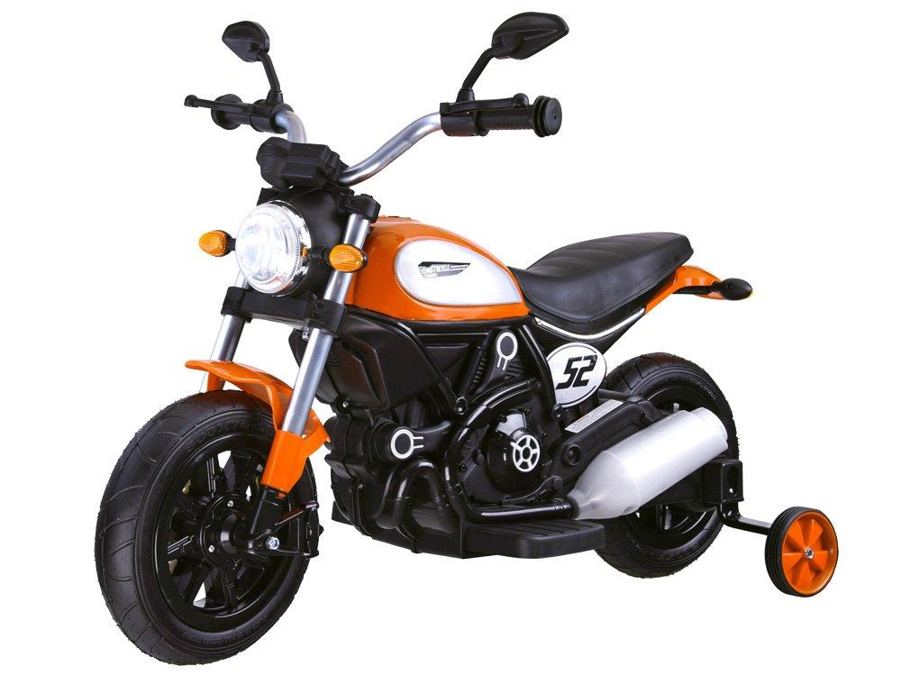 Dětská elektrická motorka Street Bob Orange