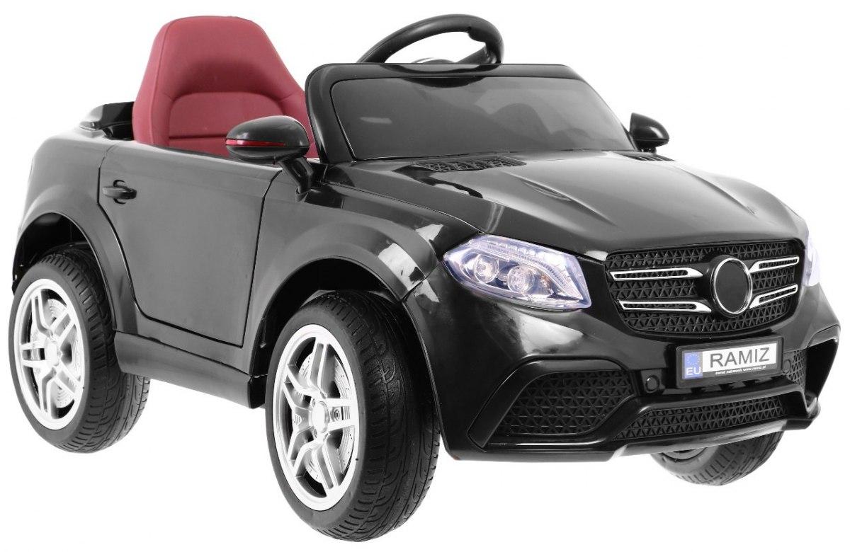PassionS dětské elektrické auto - Černá