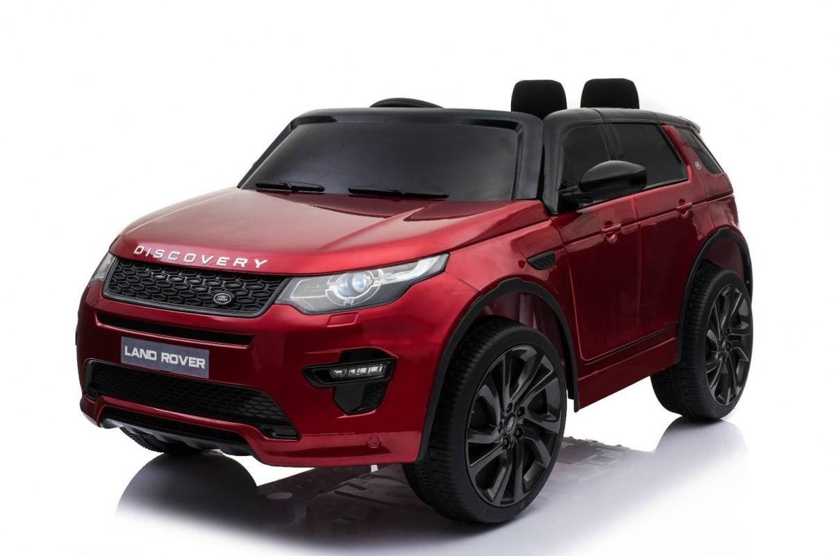 Land Rover Discovery dětské elektrické auto lakované