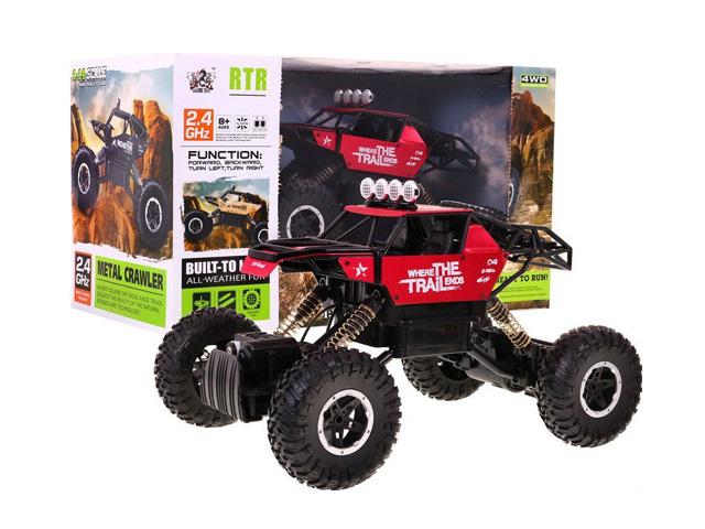 Terénní auto Monster Truck 1:14 na dálkové ovládání R/C 2,4GHz