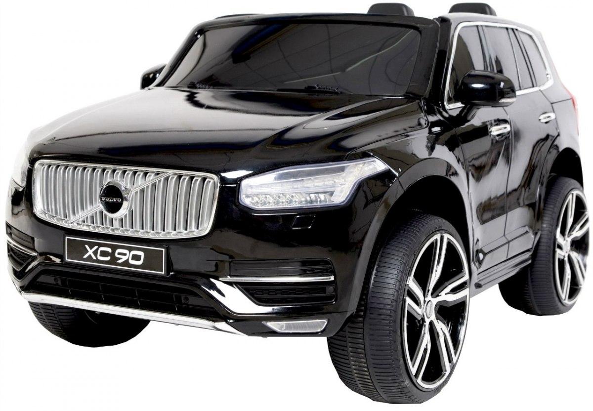 VOLVO XC90 dětské elektrické auto lakované - Černá
