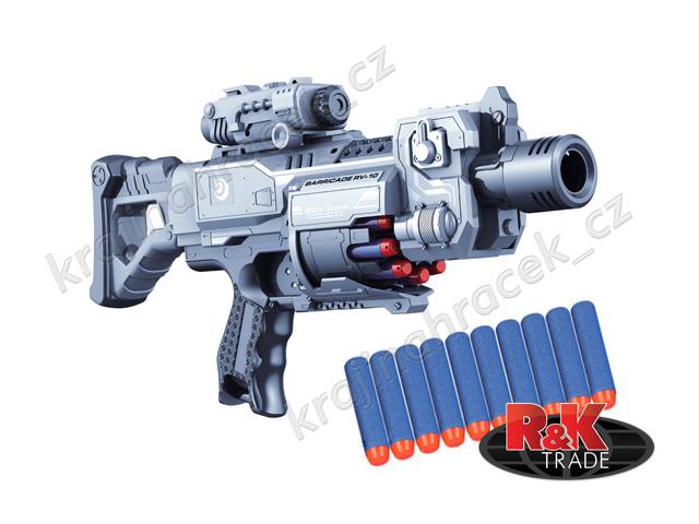 Dětský samopal pistole Blaze Storm ZC7079