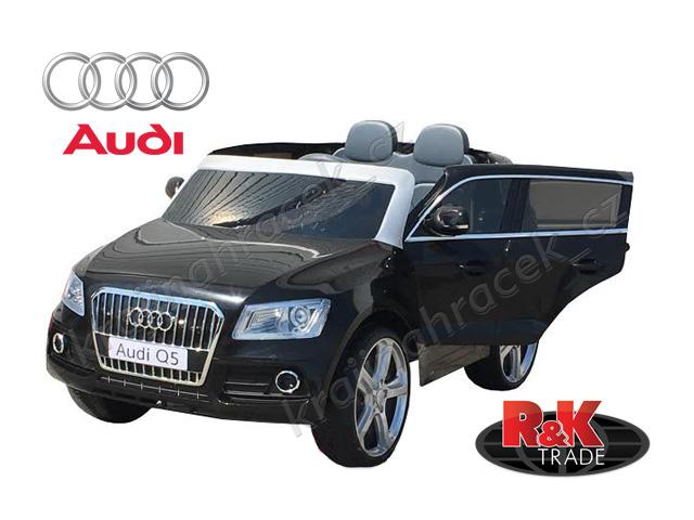Dětské elektrické autíčko auto Audi Q5