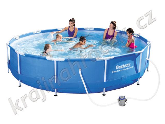 Zahradní bazén bestway 366 x 76 cm 56415