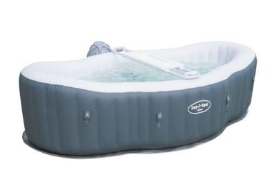 Bestway bazének vířivý bazén 3v1 vířivka Lay-Z-Spa SIENA