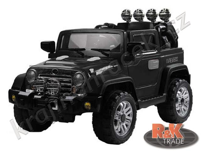 Dětské elektrické autíčko auto terénní Jeep Reback
