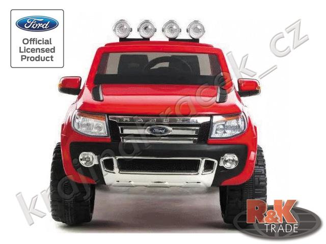 Dětské elektrické autíčko auto Jeep Ford Ranger