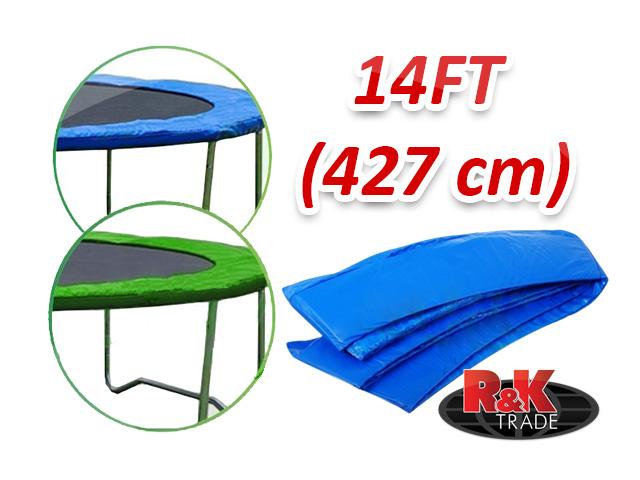 Náhradní kryt na pružiny trampolíny 427 cm 14´´