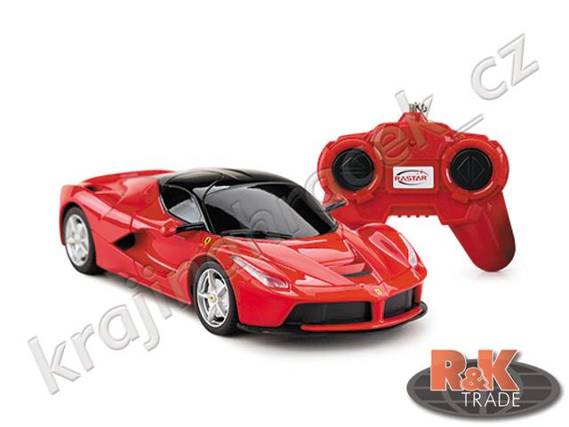 Rastar LaFerrari 1:24 auto autíčko na dálkové ovládání R/C