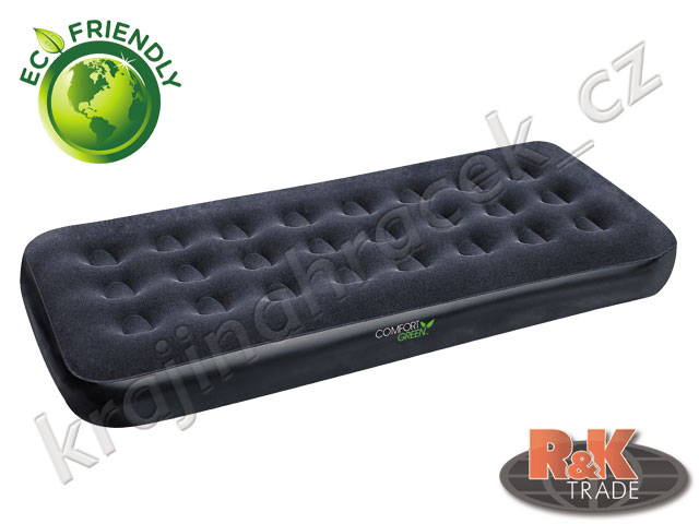 Bestway pohodlné nafukovací lehátko matrace SINGLE 185/76/22 cm 67379
