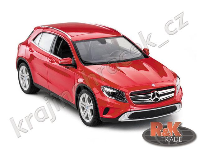 Rastar Mercedes-Benz GLA-Class 1:14 auto autíčko na dálkové ovládání R/C