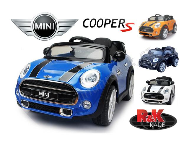 Dětské elektrické autíčko auto Mini Cooper