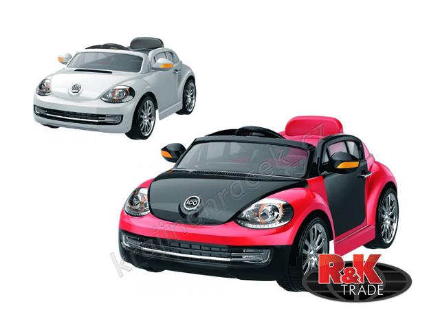 Dětské elektrické autíčko auto brouk