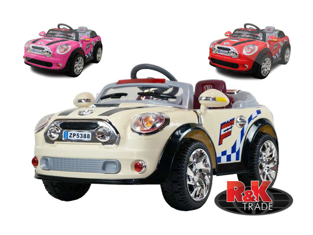 Dětské elektrické autíčko Mini Cooper auto