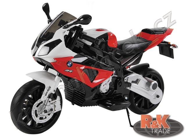 Dětská elektrická motorka BMW S1000RR Sport