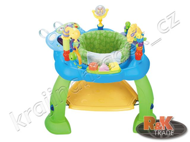Huile Toys interaktivní hopsadlo multicentrum od 4 měsíců